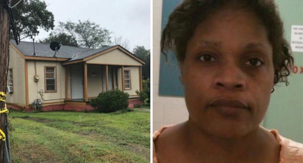 Mujer pide ayuda porque su madre apuñaló y quemó a su hija