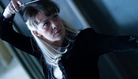 """La actriz Helen McCrocy dio vida a Narcissa Malfoy en la serie de películas """"Harry Potter"""". (Foto: Warner Bros)"""