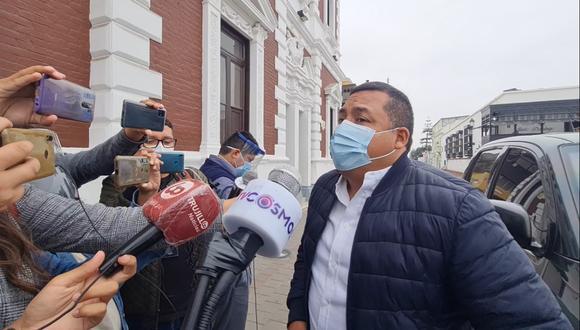 El funcionario edil sostuvo que en lo que va de la emergencia sanitaria la comuna de Trujillo ha reportado más de 25 fallecidos entre sus trabajadores (Foto: MPT)