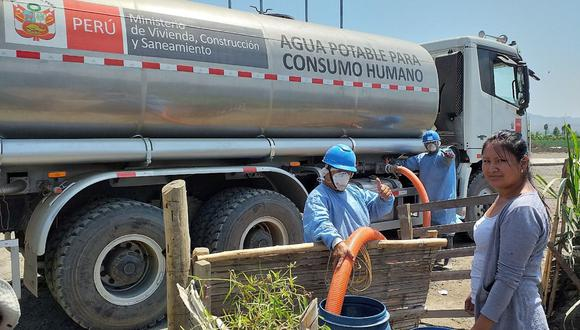 Coronavirus en Perú: Más de 1600 trabajadores garantizan servicio de agua potable en diez regiones del país