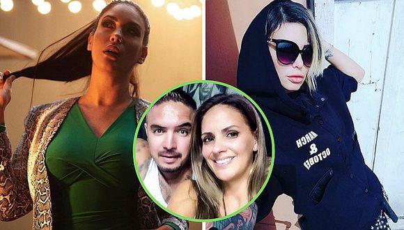 """Mamá de Angie Jibaja arremetió contra Tilsa Lozano: """"No dejaba tranquilo al 'Loco' Vargas"""""""