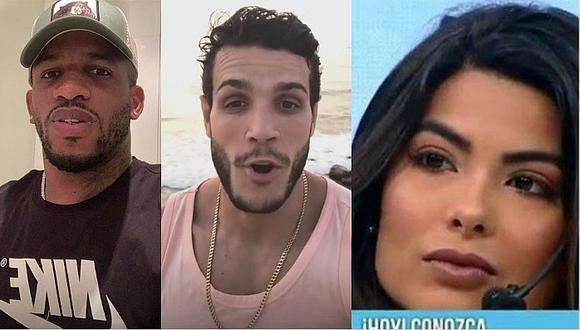 ¿Qué dijo Mario Irivarren tras rumores que unen a Ivana Yturbe con Jefferson Farfán?