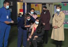 Chile: Comienza la vacunación a menores desde los 6 años