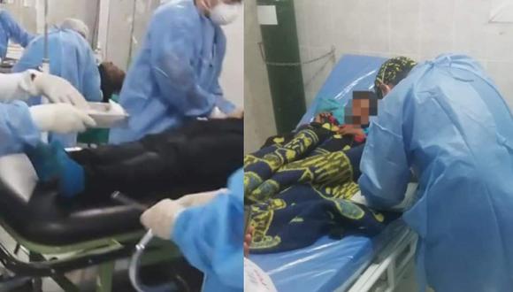 Ica: Un muerto y nueve familiares heridos dejó accidente vehicular en paseo turístico