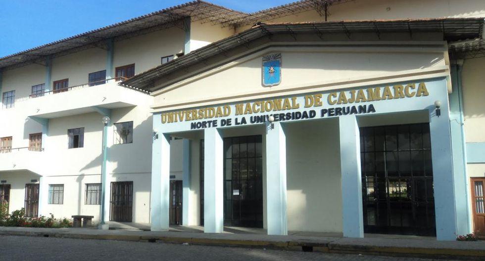 Universidad nacional de Cajamarca se une a la lucha contra el coronavirus en el país. (Foto: GEC)