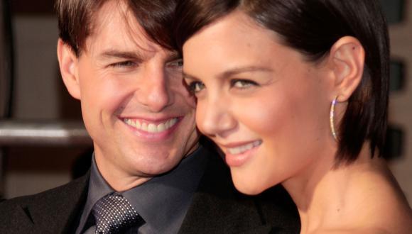 Tom Cruise y Katie Holmes al borde del divorcio