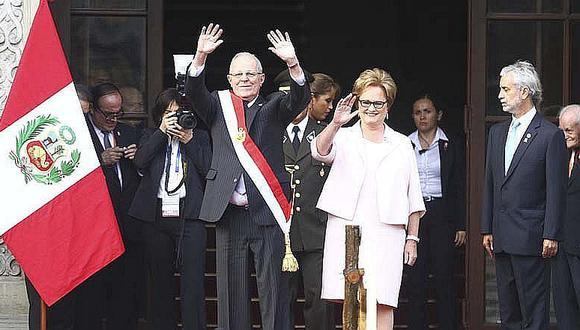 Nancy Lange se fue del Perú antes de la renuncia de PPK