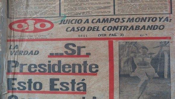 Diario Ojo es el alma del pueblo: cumplimos 48 años