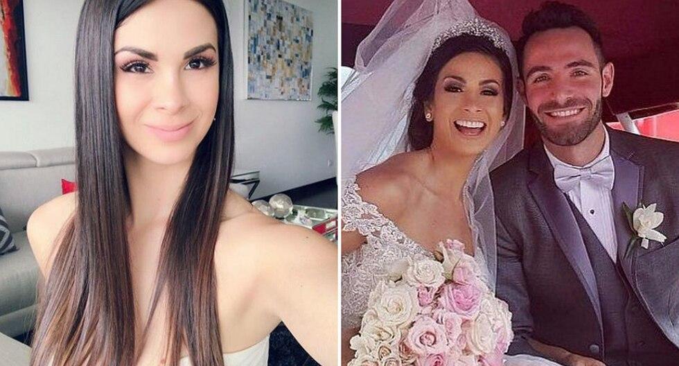 Sully Sáenz confirma que está separada de su esposo Evan Piccolotto
