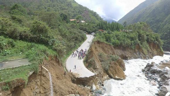Ayacucho: brindan atención oportuna a zonas afectadas por las lluvias en el Vraem (Foto: Gore Ayacucho)
