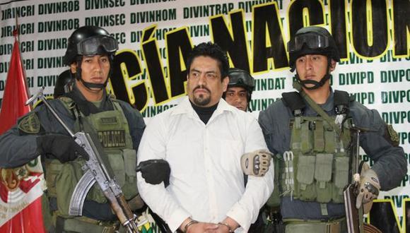 'Timaná' tenía empresa con hijo de policía