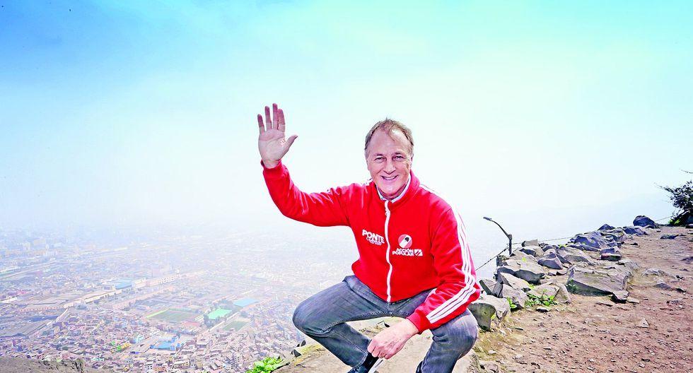 Jorge Muñoz es el virtual alcalde de Lima, según resultados de la ONPE al 99.46%