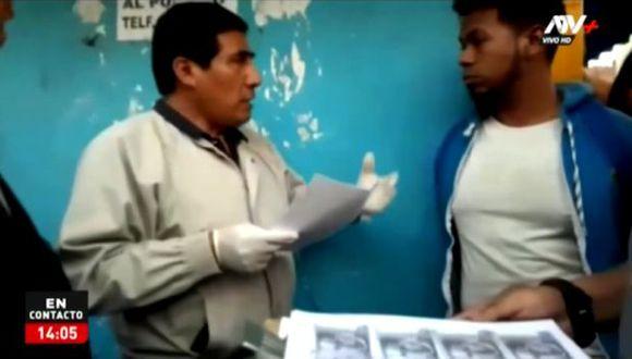 Los trabajadores ediles fueron identificados como Bryan Alexander Ramos Esteban (25) y Patricio Emanuel Mesticheli Ventura.