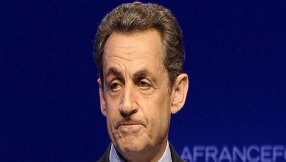 Francia: Detienen a expresidente Nicolás Sarkozy