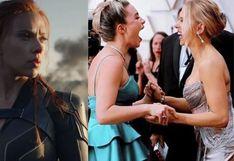 """Scarlett Johansson """"cedería la batuta"""" a Florence Pugh en 'Black Widow'"""