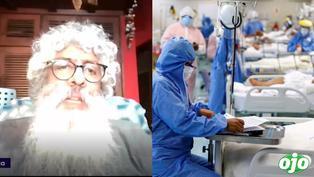 """""""1 de cada 200 peruanos podría llegar a morirse"""" por el COVID-19: doctor César Cárcamo explica las razones"""