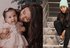 """Samahara Lobatón sale en defensa de su hija: """"deja de fijarte en una niña"""""""
