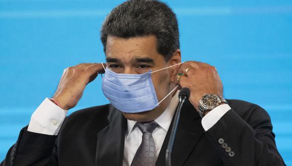 Según las cifras oficiales del régimen chavista, en Venezuela, se contabilizan más 145.900 casos positivos y 1.437 fallecidos por el COVID-19 (Foto: AFP)