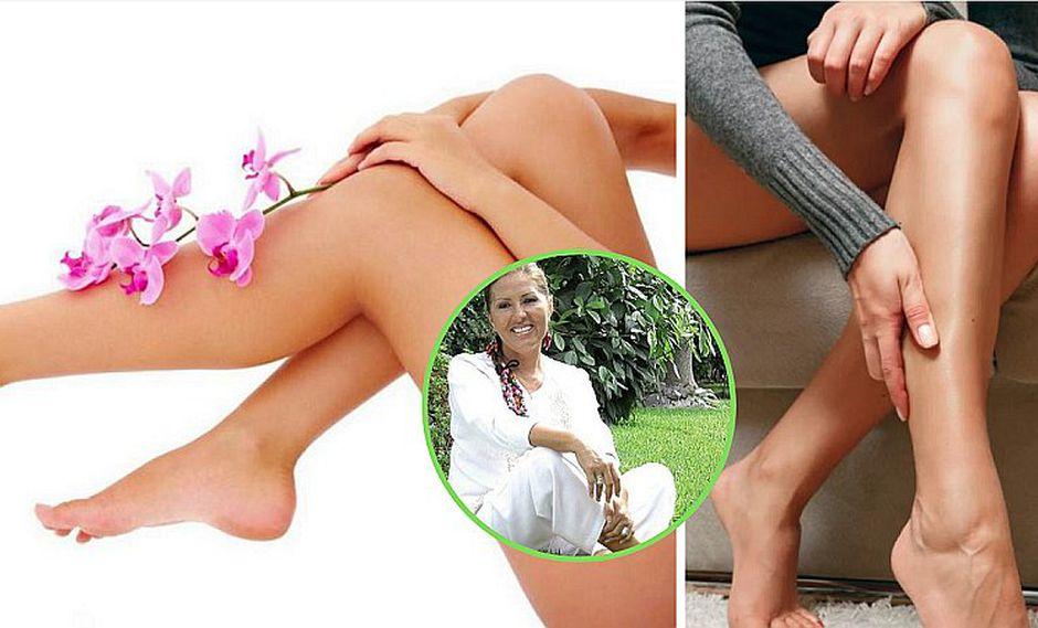 ¿Cómo seguir teniendo hermosas piernas a los 40 años? Jeanette Enmanuel te aconseja