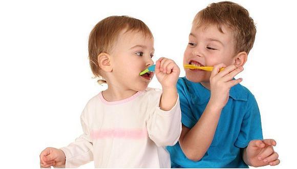 4 consejos para el cuidado dental en los niños