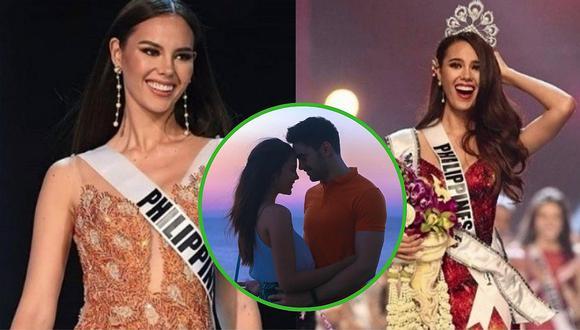 Este es el novio de Catriona Gray, Miss Universo 2018 (FOTOS)