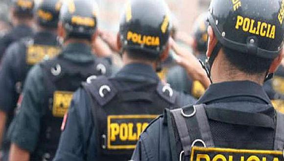 Ayacucho: Cuatro policías fueron sentenciados a cinco años de prisión por apropiarse de culares de alta gana durante irregular intervención y pedir coima de 3 mil soles al dueño de negocio. (foto referencial)