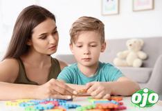 Cómo identificar los signos del autismo: 5 aspectos a tomar en cuenta