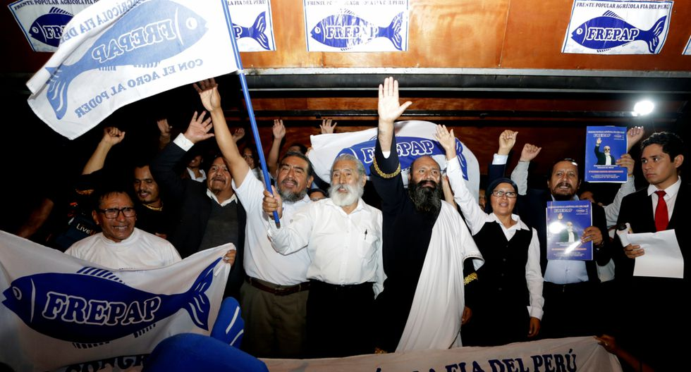 Este partido vuelve al Parlamento tras veinte años y obtendría legisladores en doce distritos electorales. Ayer, realizó una conferencia. (Foto: GEC)