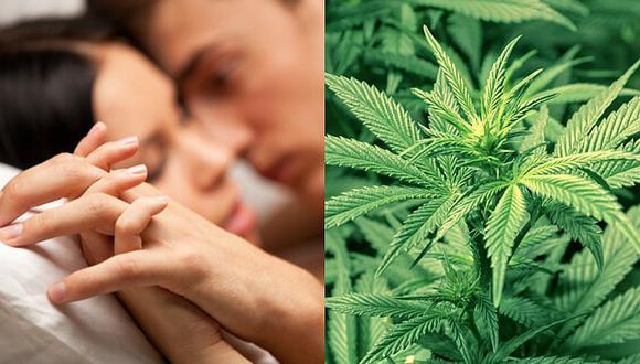 Marihuana y sexo, ¿una buena combinación?