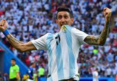 """A un día del Perú vs. Argentina: Ángel Di María sostuvo que el partido """"será bastante complicado"""""""