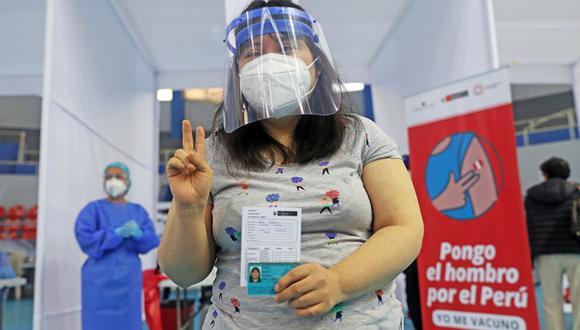 Adolescentes entre 12 a 17 años con síndrome de Down deben ir acompañados de su padre, madre o tutor/a. (Foto: Presidencia Perú)