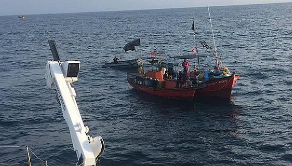 Celebraban quinceañero en yate pero embarcación naufragó en el Callao
