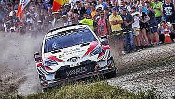 WRC: Tänak vence en Finlandia y entra a pelear por el título