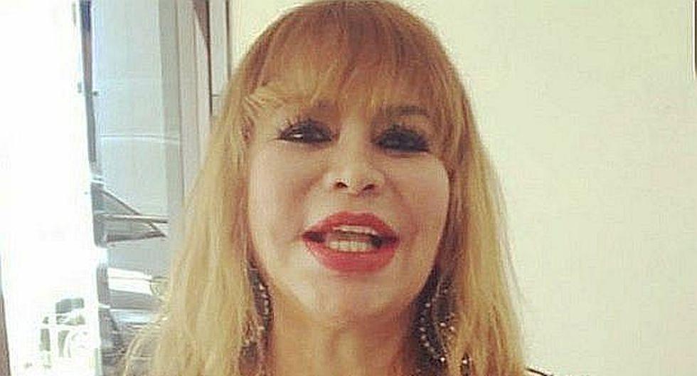 Susy Díaz afirma que su nueva relación amorosa es auténtica
