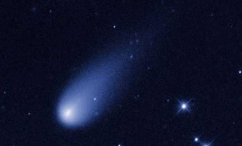 Un cometa gigante rozará la Tierra