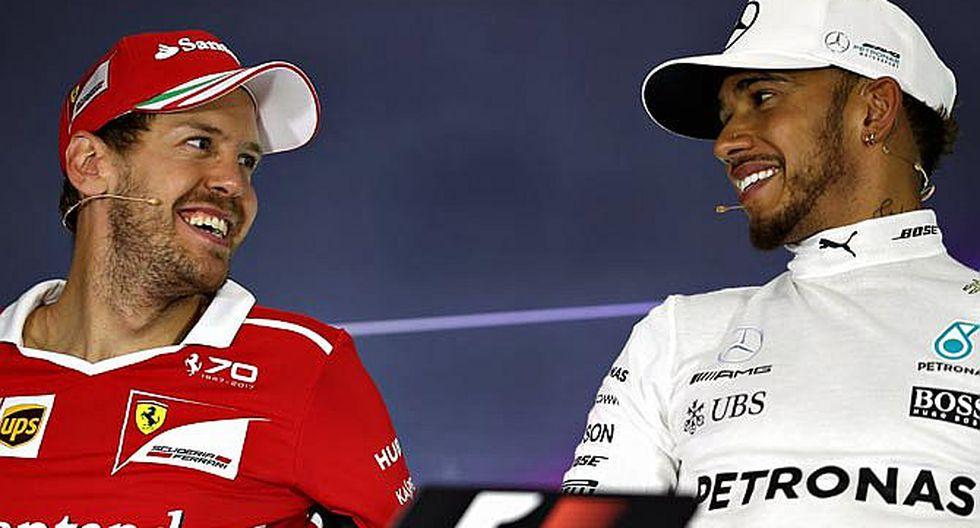 Fórmula 1: Vettel y Hamilton se aman y ambos temen a Alonso