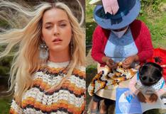 Vestido que usó Katy Perry, tejido por artesana peruana, se agota en un solo día