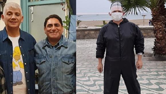 Raúl Davila fastidiado por falsa noticia sobre su salud
