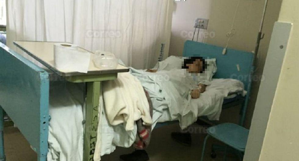 Arequipa: 'Hombre' dio a luz a un bebé y sorprende a médicos en hospital