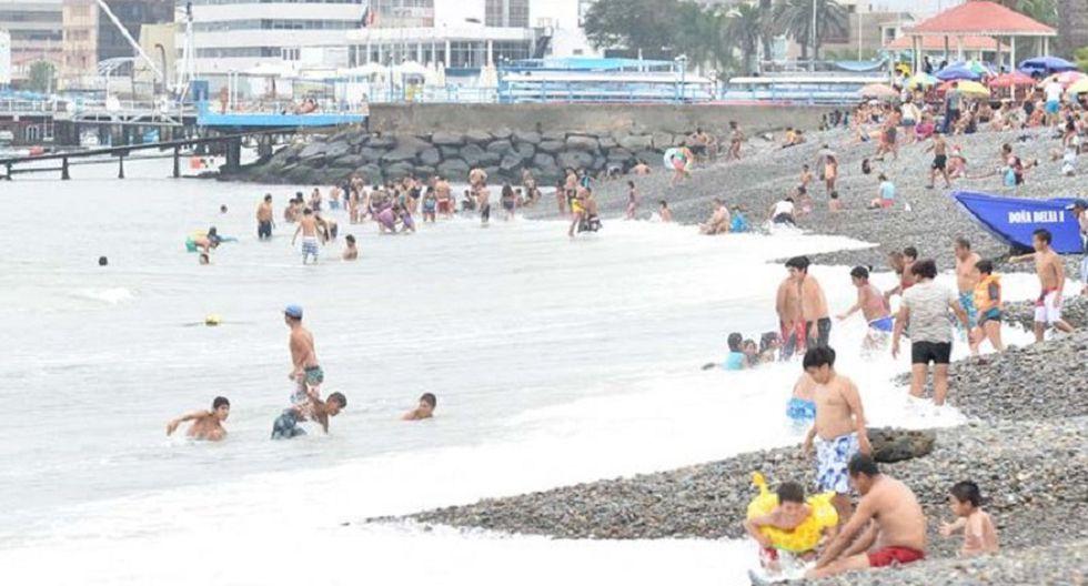 Verano 2016: 96 playas restringen el acceso a bañistas