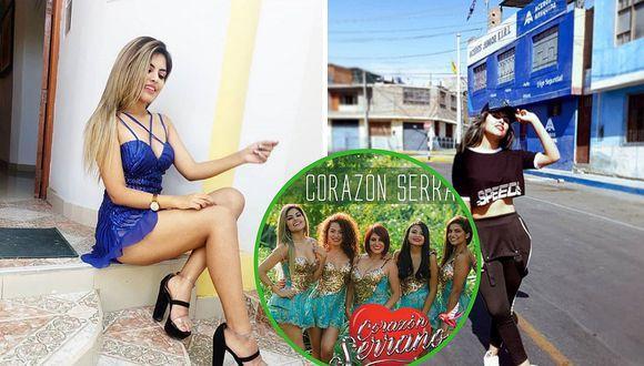 Corazón Serrano presentó como nueva integrante a exvocalista de Clavito y su Chela | VIDEO