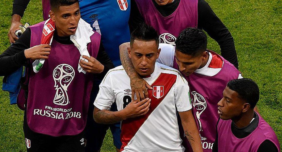 Christian Cueva falla penal que hubiese dado triunfo parcial a Perú (FOTOS)