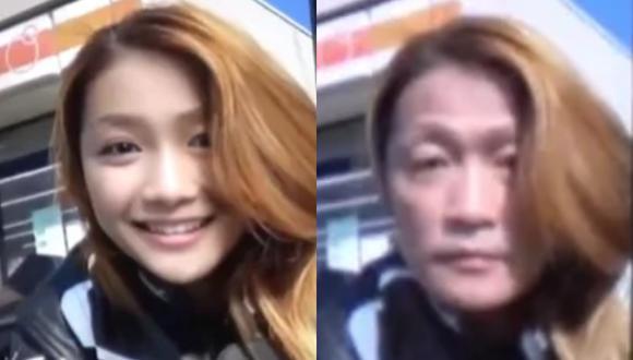 El engaño de 'Souya no sōhi', quien ganó fama en redes sociales por compartir su viaje por Japón en motocicleta, quedó al descubierto por una televisora local.   Crédito: เรื่องเล่าจากญี่ปุ่น / Facebook