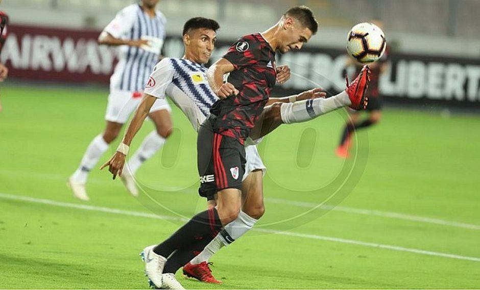 Copa Libertadores: River Plate empata 1-1 a Alianza Lima al último minuto (FOTOS)