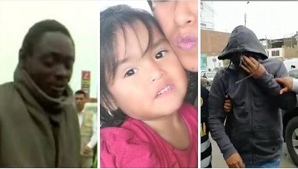 PNP informa que son seis los detenidos en caso de niña desaparecida en Cañete (VIDEO)