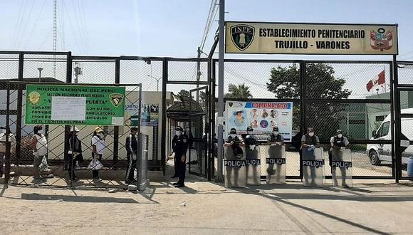 La Libertad: 158 reos sentenciados por delitos graves salen del penal por ser vulnerables al Covid-19