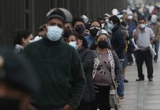 Vacunación COVID-19: más de siete millones 804 mil de peruanos ya fueron inmunizados