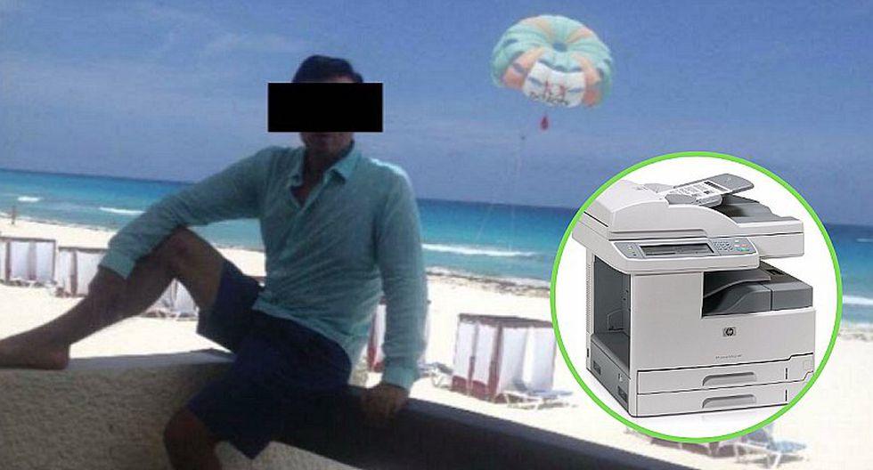 Profesor toma vacaciones en Cancún con el dinero de las copias de sus alumnos