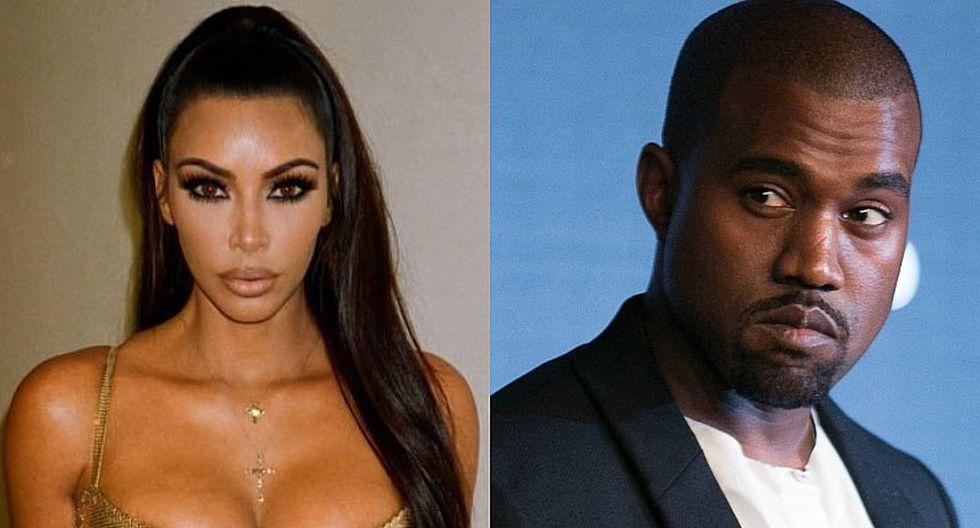 Kim Kardashian y Kanye West ¿atraviesan crisis matrimonial?