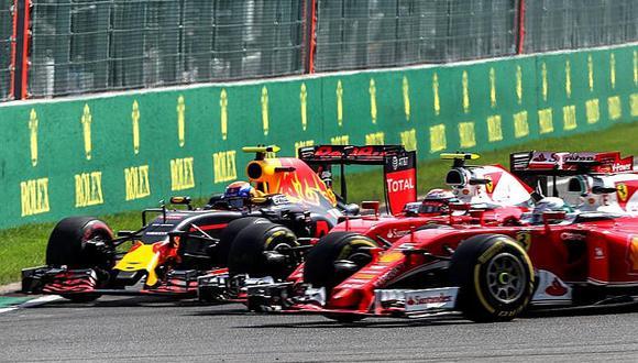 Sebastian Vettel: Algunos movimientos de Verstappen son incorrectos